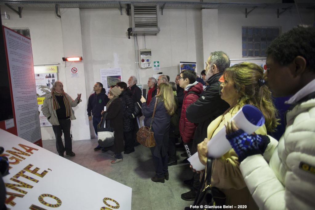 Omphalos_Sergio_Frau_Parco_Appia_Antica_museo_di_Sorgono_Sardegna_Centro_del_Mondo_foto_Gianluca_Belei