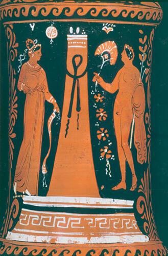 2182.loutrophoros apula con Pelope e Ippodamia.320.310a
